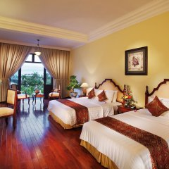 Hotel Saigon Morin 4* Номер Премиум с различными типами кроватей фото 2