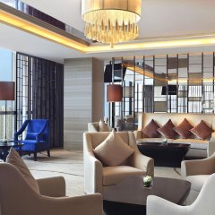 The Westin Pazhou Hotel Номер Делюкс с различными типами кроватей