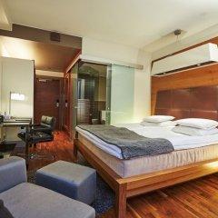 GLO Hotel Helsinki Kluuvi 4* Номер Комфорт с различными типами кроватей фото 10
