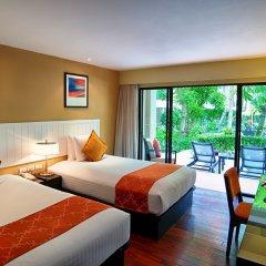Отель Novotel Phuket Surin Beach Resort 4* Номер Делюкс с различными типами кроватей фото 3