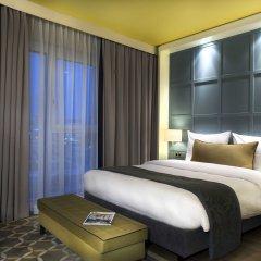 Отель Citadines City Centre Frankfurt 3* Студия Делюкс с различными типами кроватей