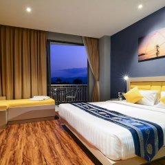 Отель The Blue комната для гостей фото 3