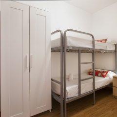 Отель BBarcelona Marina Flats Апартаменты с различными типами кроватей