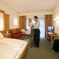 Hotel Garni Forelle 4* Стандартный номер с двуспальной кроватью