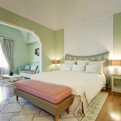 Отель Capri Tiberio Palace 5* Полулюкс