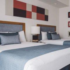 Hotel Nyx Cancun All Inclusive 3* Номер Делюкс с различными типами кроватей