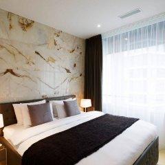 Отель VISIONAPARTMENTS Zurich Wolframplatz Апартаменты Премиум с различными типами кроватей