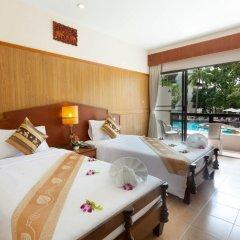 Patong Lodge Hotel комната для гостей фото 9