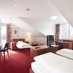 Hotel Rothof Bogenhausen 4* Апартаменты с различными типами кроватей