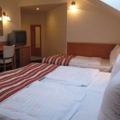 Hotel Máchova 3* Стандартный номер с различными типами кроватей