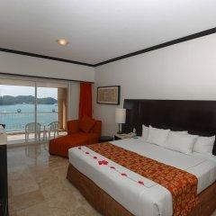 Отель Azul Ixtapa Resort - Все включено 3* Улучшенный номер с различными типами кроватей