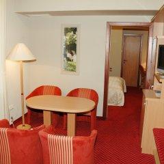 Отель Benczúr 3* Стандартный семейный номер с двуспальной кроватью