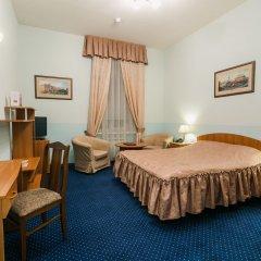 Гостиница Маршал комната для гостей фото 4
