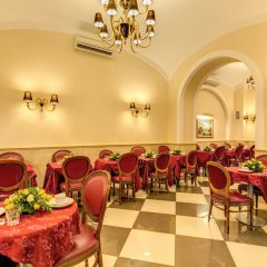 Hotel Contilia место для завтрака фото 4