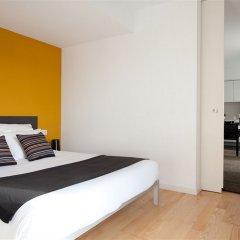 Апартаменты Lugaris Beach - Apartments Апартаменты с различными типами кроватей
