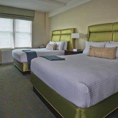 Shelburne Hotel & Suites by Affinia 4* Люкс повышенной комфортности с различными типами кроватей фото 2