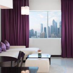 Отель Pullman Dubai Jumeirah Lakes Towers 5* Люкс с различными типами кроватей