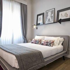 Отель The Independent Suites Улучшенные апартаменты с различными типами кроватей
