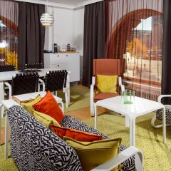 Radisson Blu Plaza Hotel, Helsinki 4* Представительский люкс с различными типами кроватей