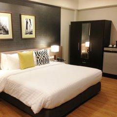 Alt Hotel Nana by UHG 4* Стандартный номер разные типы кроватей