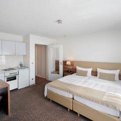 Vi Vadi Hotel downtown munich комната для гостей фото 14
