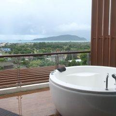 Отель Chalong Chalet Resort & Longstay комната для гостей фото 18
