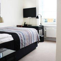 Avenue Hotel Copenhagen 3* Стандартный номер с разными типами кроватей фото 4