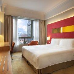 Отель Pentahotel Shanghai 3* Стандартный номер с различными типами кроватей