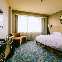 Ocean Hotel 4* Номер Бизнес с различными типами кроватей фото 10