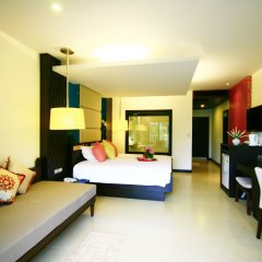Отель Krabi Tipa Resort 3* Номер Делюкс с различными типами кроватей