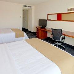 Отель Holiday Inn Express Guadalajara Expo 2* Стандартный номер с различными типами кроватей