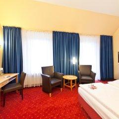 Novum Hotel Gates Berlin Charlottenburg 3* Стандартный номер с двуспальной кроватью