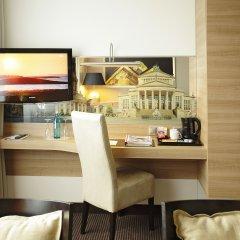 Ramada Hotel Berlin-Alexanderplatz 4* Номер Бизнес с двуспальной кроватью