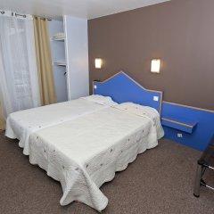 Отель Hipotel Paris Pere-Lachaise Republique 3* Стандартный номер с 2 отдельными кроватями