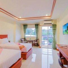 Отель Phaithong Sotel Resort комната для гостей фото 17