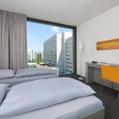 Отель INNSIDE by Meliá Frankfurt Niederrad 3* Стандартный номер с 2 отдельными кроватями