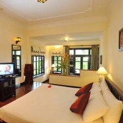 Отель Hoi An Trails Resort 4* Номер Делюкс с различными типами кроватей