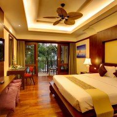 Отель Duangjitt Resort, Phuket 5* Люкс с различными типами кроватей