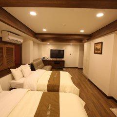 Hill house Hotel 3* Люкс с различными типами кроватей