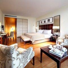 Отель Eurostars Grand Marina 5* Стандартный номер с различными типами кроватей фото 21