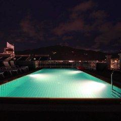 The Crystal Beach Hotel бассейн