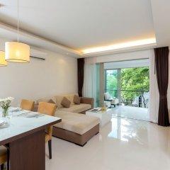Апартаменты The Regent Phuket Serviced Apartment Kamala Beach жилая площадь фото 4