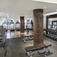 Отель Waldorf Astoria New York Нью-Йорк фитнесс-зал фото 2