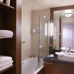 Отель Citadines Saint-Germain-des-Prés Paris 3* Апартаменты с различными типами кроватей