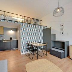 Апартаменты Apartinfo Chmielna Park Apartments Апартаменты с различными типами кроватей