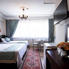 White Pearl Apart Номер Делюкс с различными типами кроватей