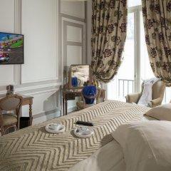 Hotel Regina Louvre 5* Стандартный семейный номер с различными типами кроватей фото 2