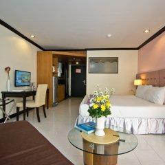 Отель Bella Villa Metro 3* Улучшенный номер с различными типами кроватей фото 2