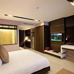 Отель The Charm Resort Phuket 4* Номер Делюкс фото 2