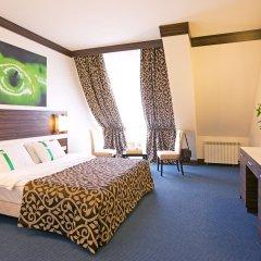 Президент Отель 4* Номер Делюкс с различными типами кроватей